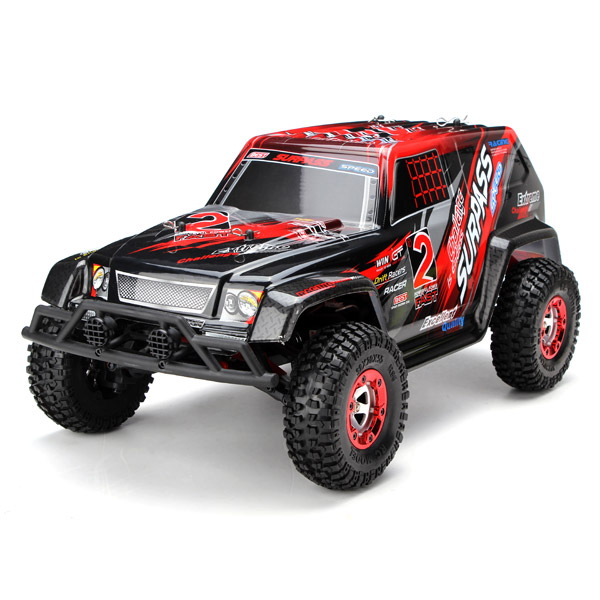 Feiyue FY02 Extreme Change-2 Surpass Speed 1/12 2.4G 4WD SUV Off-Road RC Car feiyue 03 1 12 2 4g full scale 4wd desert rc off road racing car us plug