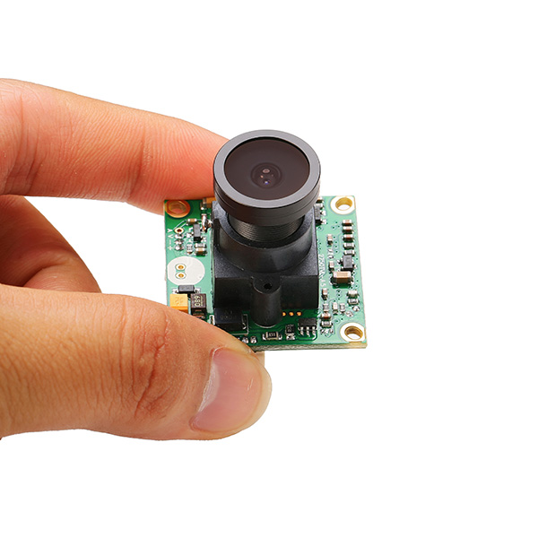 DC12V 800TVL 1/3 Inch 960H 2.1mm Lens Wide Angle CCD HD Camera for FPV Multicopter