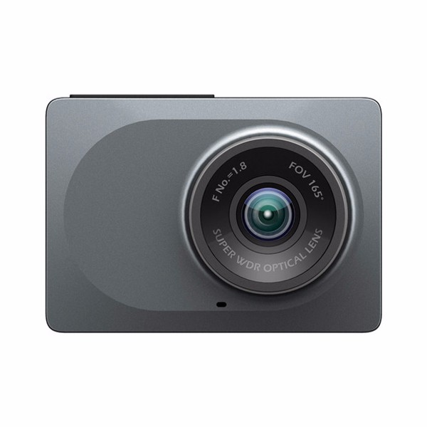 Xiaomi Yi Original 2.7 Inch 165 Degree 1296P Car DVR Recorder Support ADAS