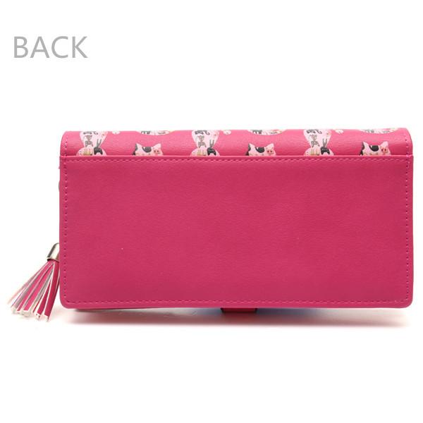 Cat Tassel Wallet