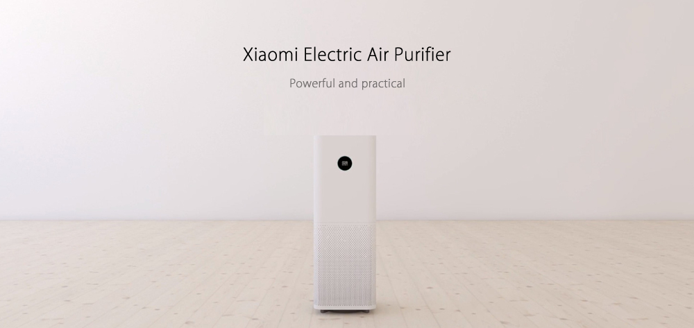 Original Xiaomi Air Purifier Pro for Home Laser Particle Sensor OLED Display Screen Air Cleaner - visiocology.com - USA