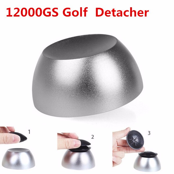 EAS System 12000GS Super Golf  Detacher EAS Security Tag Detacher 1 pc free shipping eas detacher sunglass detacher for eas sunglasstag optical tag removel