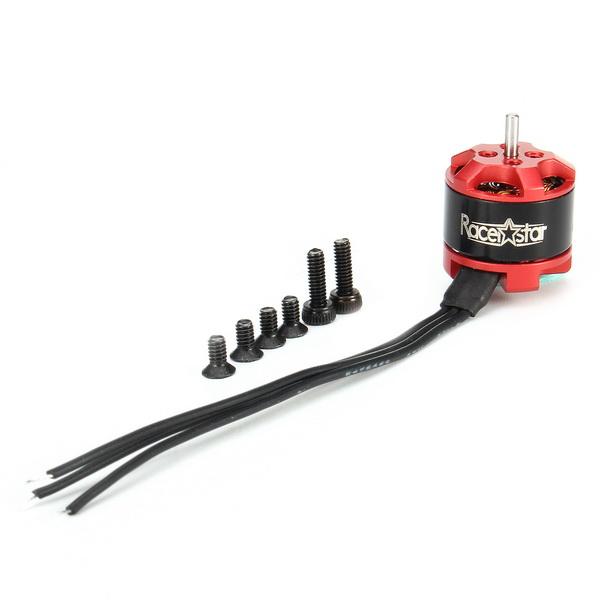 Racerstar Racing Edition 1106 BR1106 3800KV 1-3S Brushless Motor For 100 120 150 Glass RC Multirotor - Photo: 6