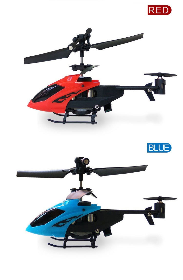 Mini 3.5CH RC Helicopter RTF With Gyro Kids Toy For Beginner - Photo: 9