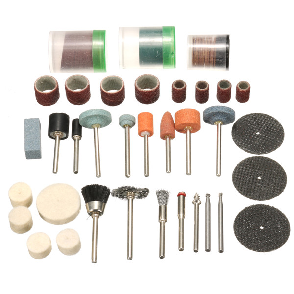 105pcs Rotary Tool Accessories Kit Set for Polishing