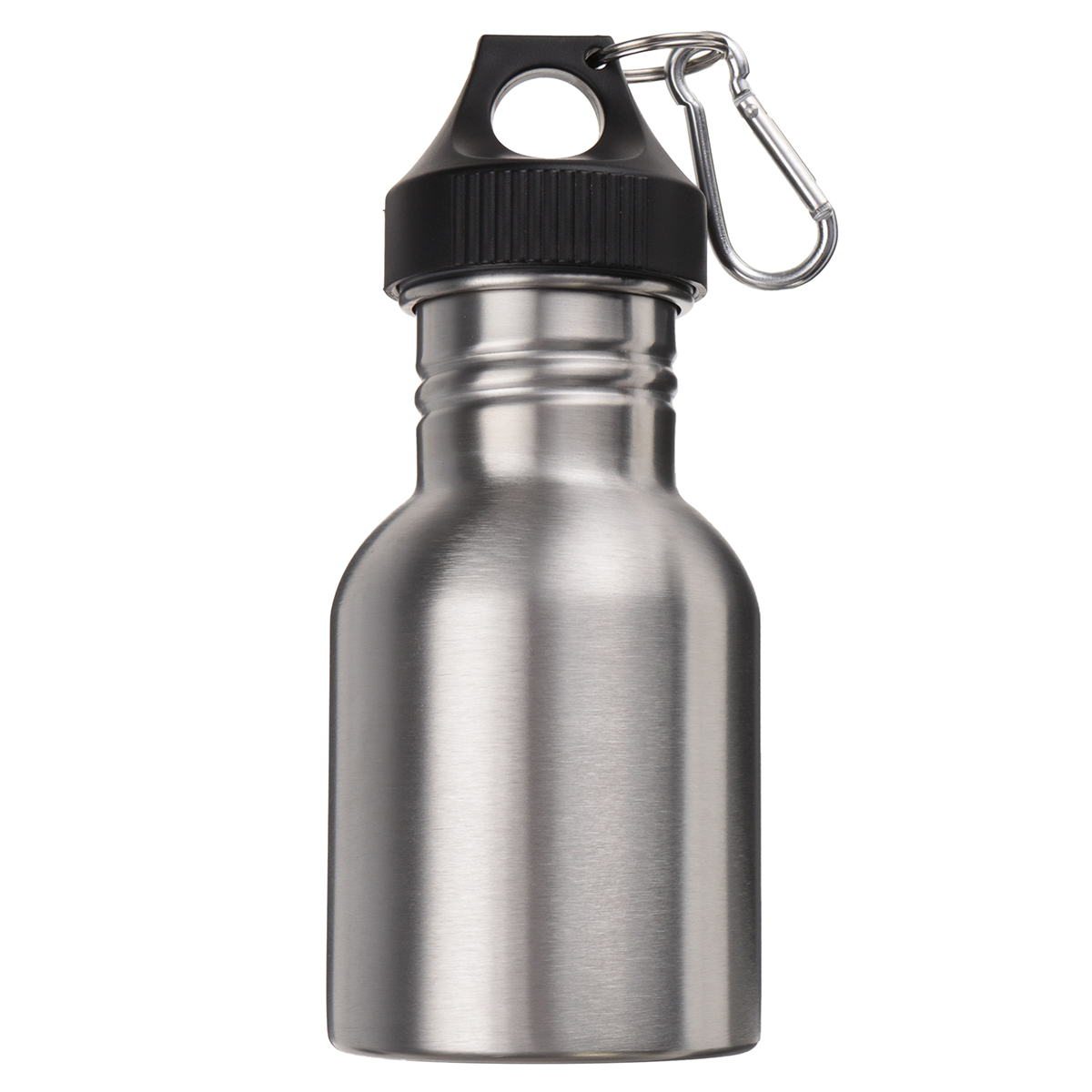 350ML Stainless Steel Wide Mouth Water Outdoor Sport Bottle Bottles