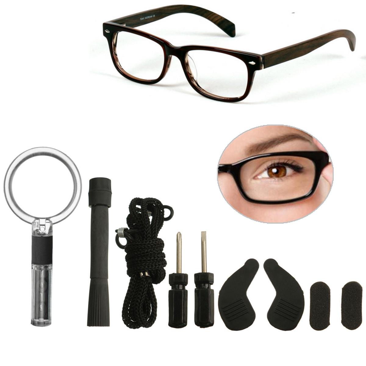 Glasses Repair Kit Australia : 7Pcs Multipurpose Glasses Spectacle Eyeglasses Sunglasses ...