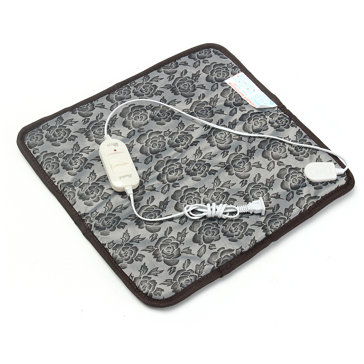 Electric Heating Mat Adjustable Home Brew Waterproof Pet Heating Pad