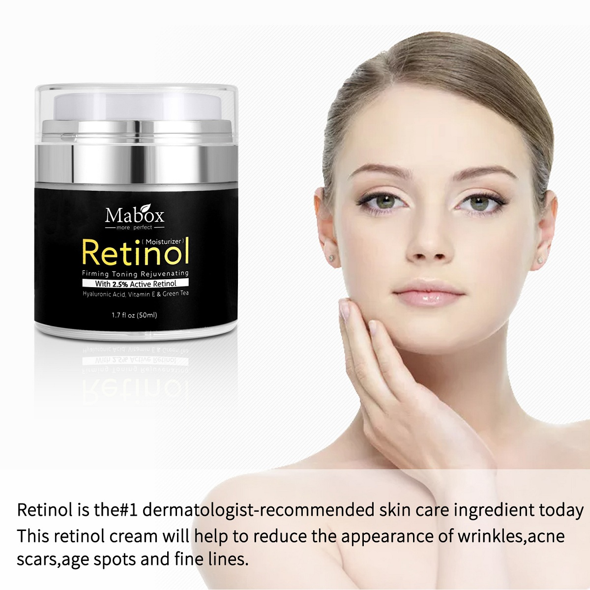SPF30+ Moisturizer Whitening Emulsion Repair Cream