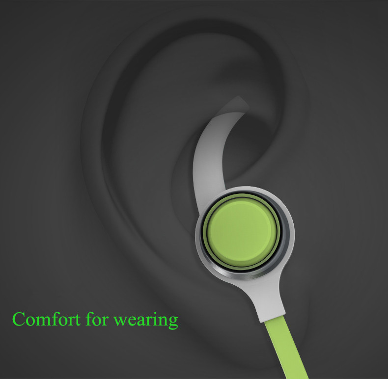 Baseus B16 Comma Sport IPX4 Wired Control TPE In-Ear Wireless Bluetooth Earphone Headphone