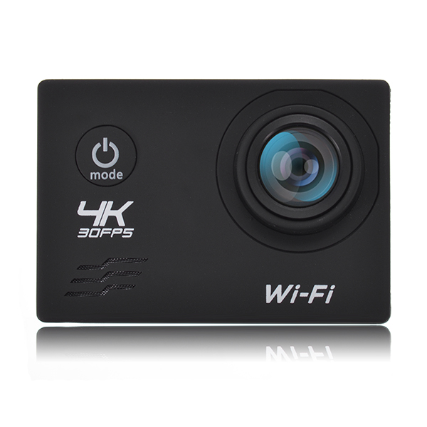 W60 Sports Action Camera DV 4K 30FPS WiFi HDMI 170 Degree Wide Angle