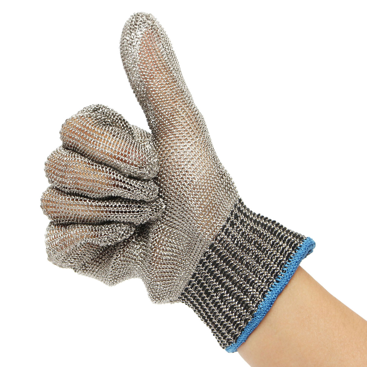how to demonstrate cut resistant glovew