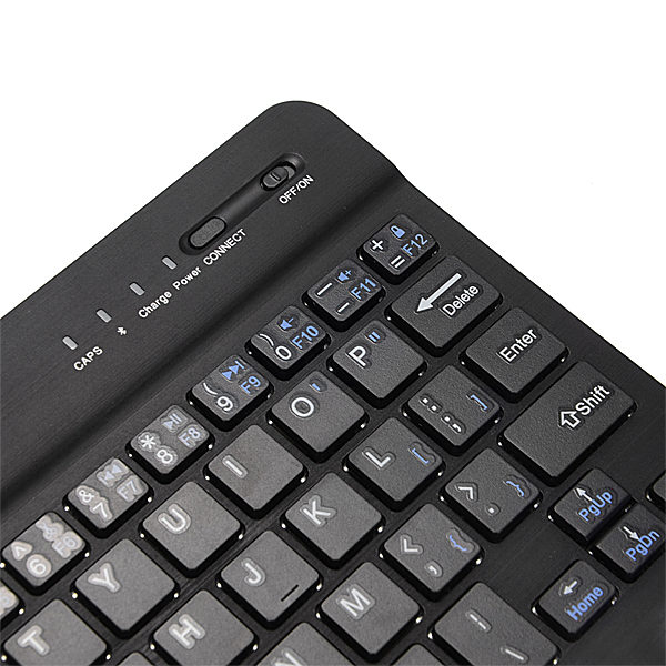 Adjustable Buckle Wireless Bluetooth Keyboard Flip Holster Case for Samsung S6/S7 iPhone 6/6s - visiocology.com - new york