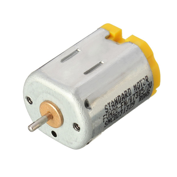 Buy N20 DC6V 13800RPM Micro Gear Motor Electric