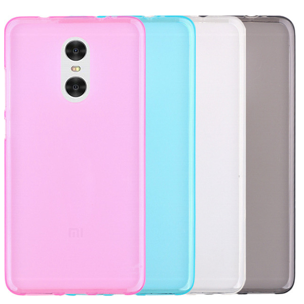 Buy TPU Scrub Back Pudding Soft Protective Case Cover Xiaomi Redmi Note 4