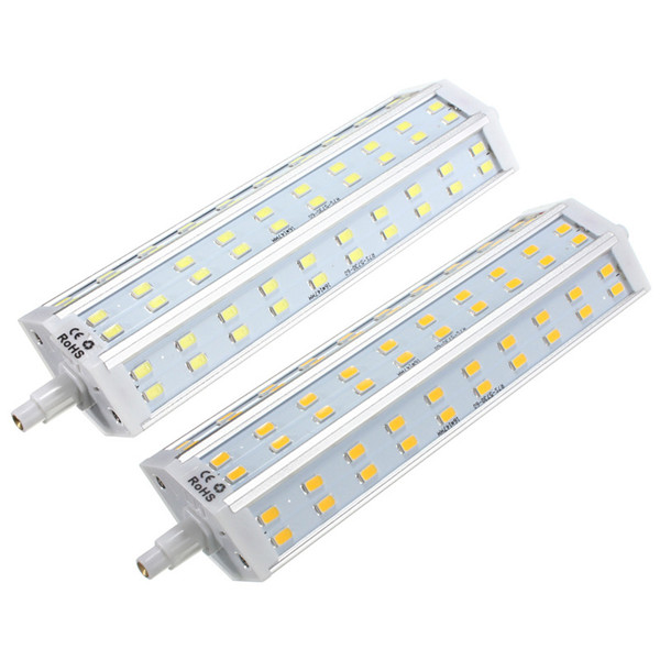 Dimmbale luminoso r7s 25w 60 smd 5050 led lampadina del for Alogena r7s led