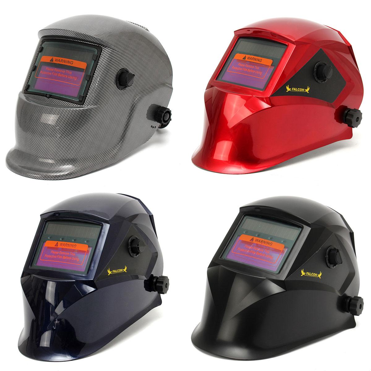 Auto Darkening Solar welders Welding Helmet Mask with Grinding Function 4 Colors (Eachine1) Fayetteville объявления б.у
