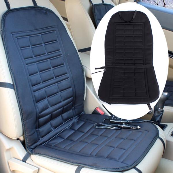 12V Car Front Seat Hot Heater Heated Pad Cushion Winter Warmer Cover от Banggood INT