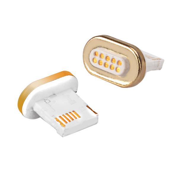 磁気2世代USB充電データ伝送ケーブルコネクタiPhone 6 6SプラスiPad用