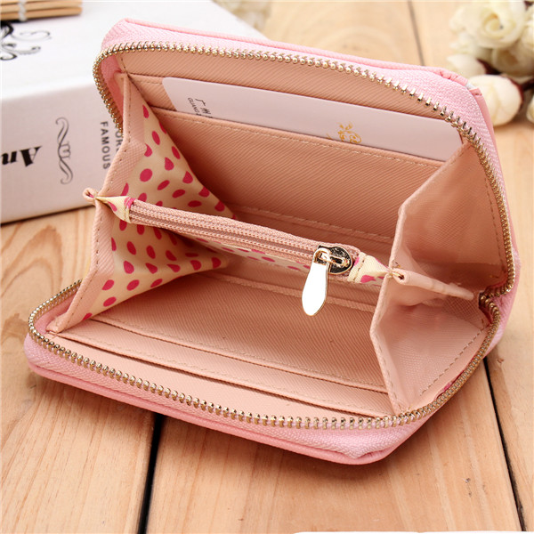 Women Bownot Wallet