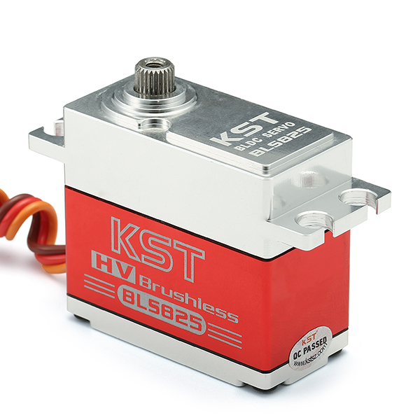 KST BLS825MG 35KG High Torque HV Metal Digital Servo for RC Models - Photo: 4
