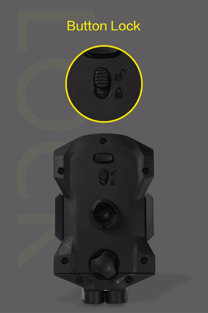 REMAX RM-C14 Car Air Vent Mount 360° Rotation Adjustable Telescopic Base Safety Lock Phone Holder