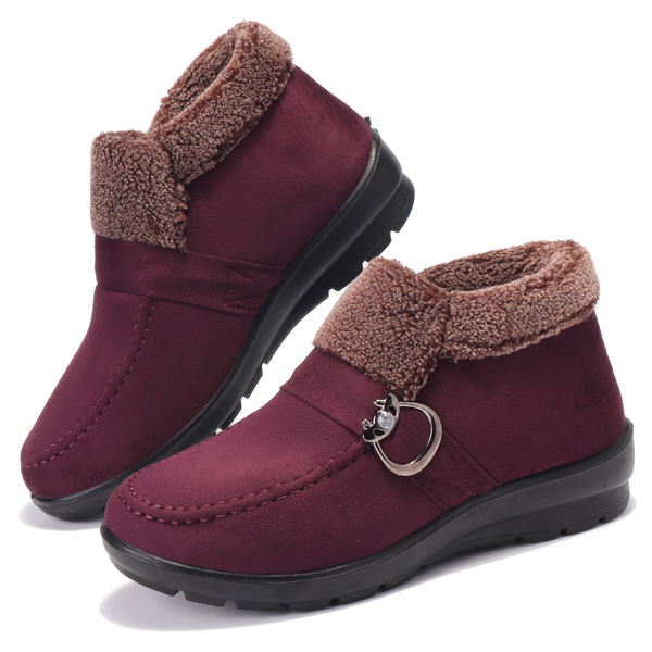 Winter Keep Warm Ankle Boots