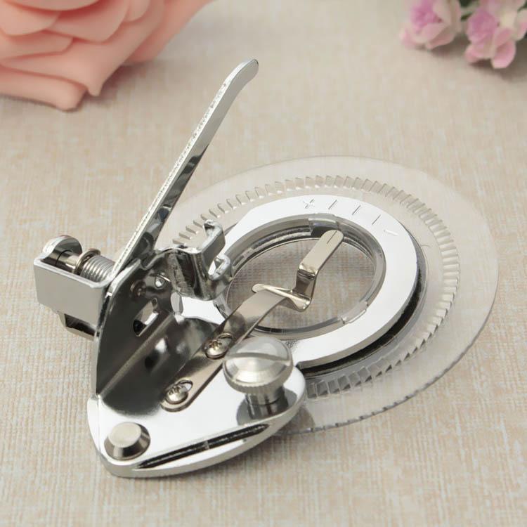 flower stitch presser foot sewing machine