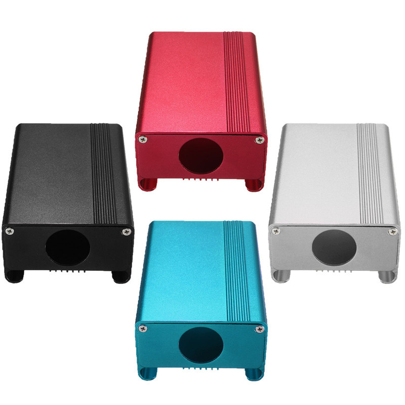 1Pc 4 Colors Aluminum Alloy Protective Case With Cooling Fan For For Raspberry Pi 2 Model B/B+ от Banggood INT