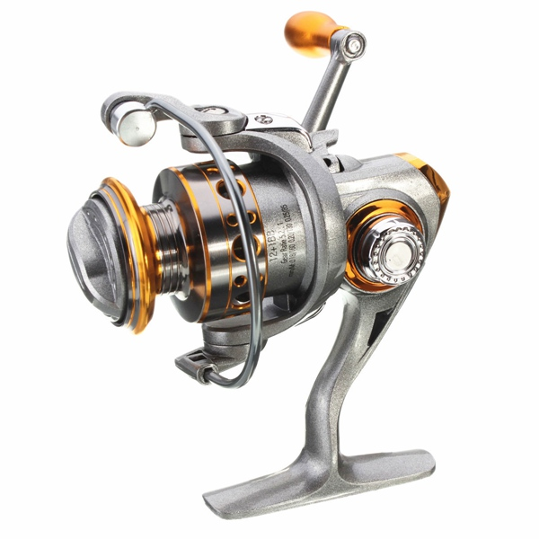 12+1 BB Ball Bearing Left/Right Fishing Spinning Reels Sea Fish Line Reel купить