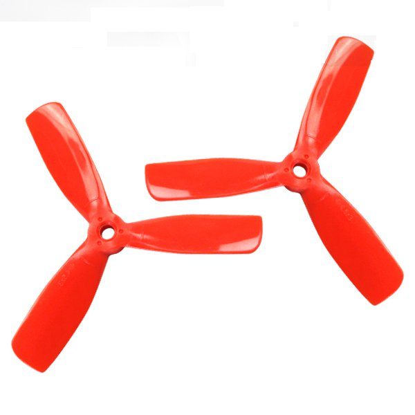 10 Pairs Kingkong 4*4.5*3 4045 4 Inch 3-Blade Propellers CW CCW for FPV Racer  - Photo: 5