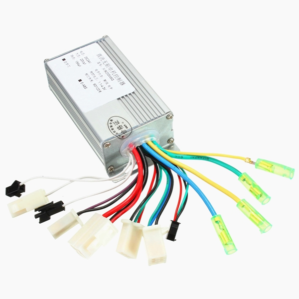 Buy 24V 250W Brushless Motor Electric Speed Controller Box for E-bike Scooter
