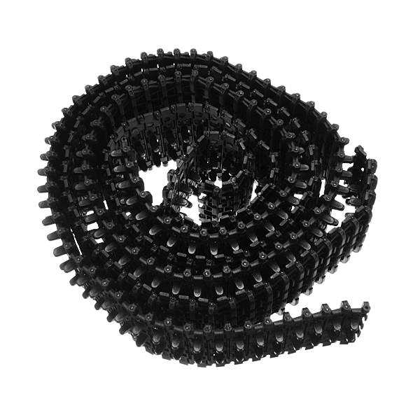 b4a0fa40-343f-4d54-8b3c-eb055bd7681d 1:16 Caterpillar Chain Track Pedrail Wheel For Arduino T100 T400 DIY RC Toy Tank Crawler Chassis