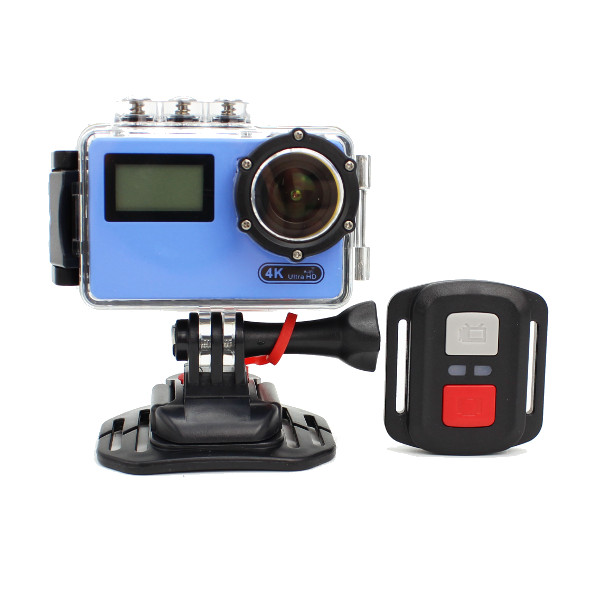 AT-N445 170 Degree Wide Angle 4K WiFi Camera Ultra HD FPV Sport Action Cam - Photo: 5
