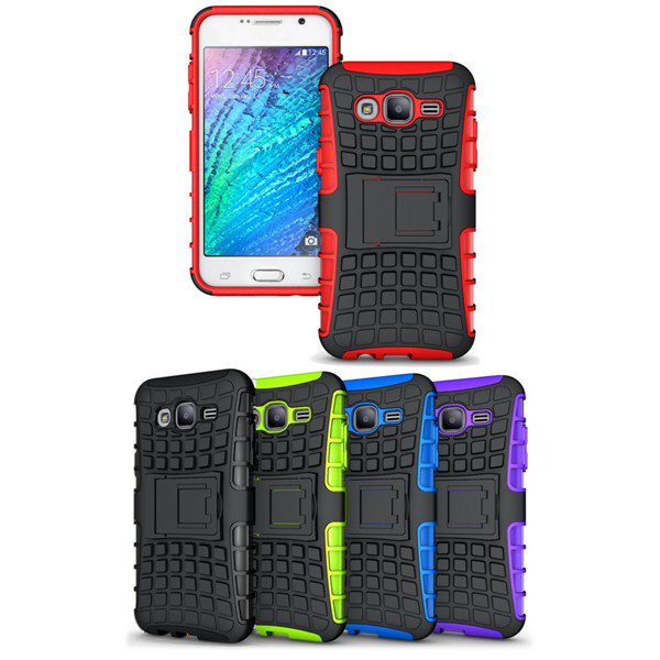 Armor Silicone Stand Protective Case Cover For Samsung Galaxy J5 от Banggood INT