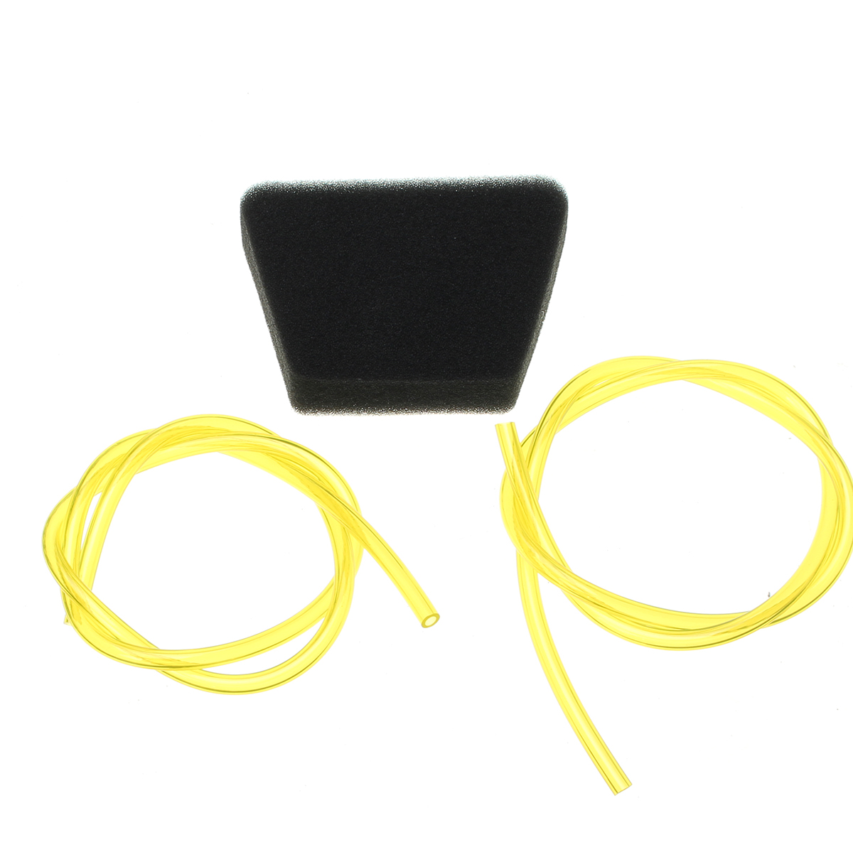 Gardening Chainsaw Fuel Line Air Filter Primer Bulb Sponge Replacement Kit for Poulan Craftsman