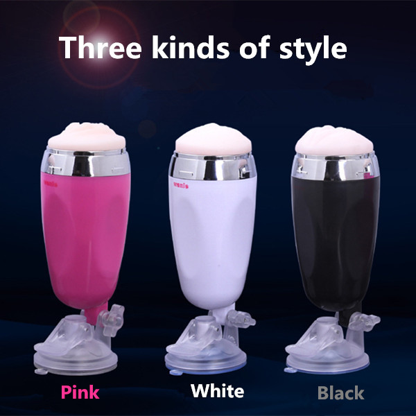 X5 Handsfree Masturbation Cup Vibrating Male Vagina Electric Suction Simulation Pussy Sex Adult Supplies Toys 2016 new 12 printing polar bear children school bags kids backpacks boys mochila infantile girls school baby backpack for child