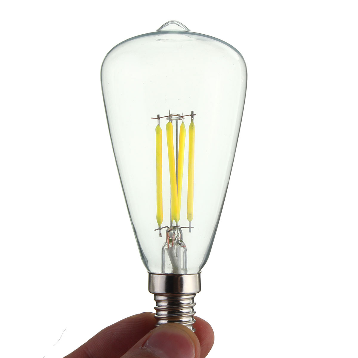 E14 4w Kingso Cob Edison Bulb Antique Lamp Retro Vintage Light 220v Alex Nld