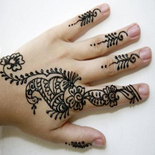 Henna Tattoo Johannesburg : Tattoos body art black natural herbal henna cone