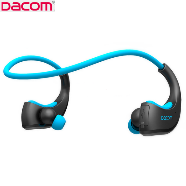 Original DACOM Armor Sport IPX5 Waterproof Music Wireless Bluetooth Headphone Headset trendwoo® twins bluetooth wireless speaker support 2 0 left and right stereo sound surround with built in microphone hands free music player