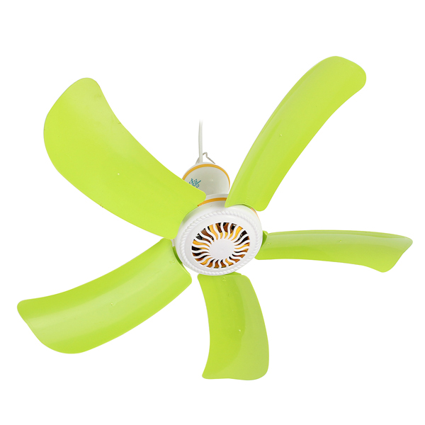 220V 8W 41cm Ultra-Quiet Energy-saving Electric Mini Ceiling Cooling Fan