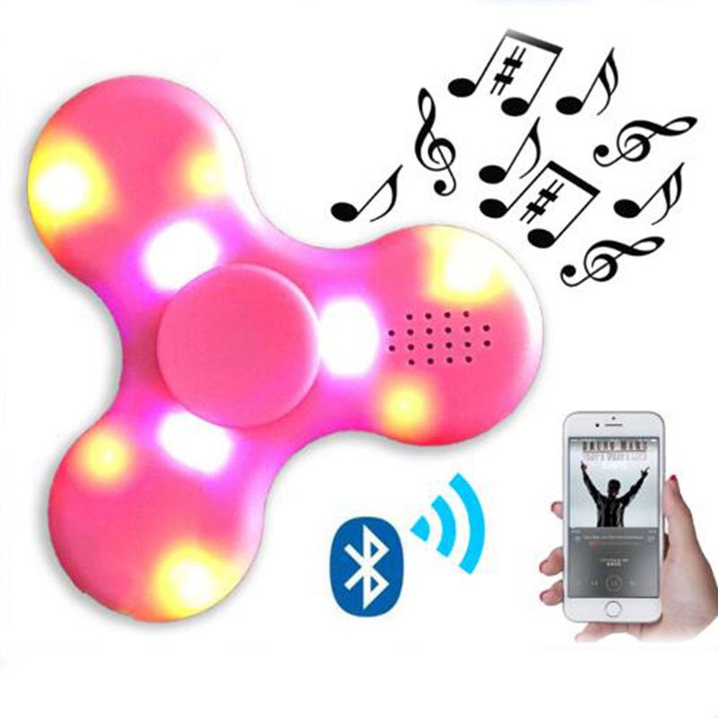ECUBEE Music LED Hand Spinner