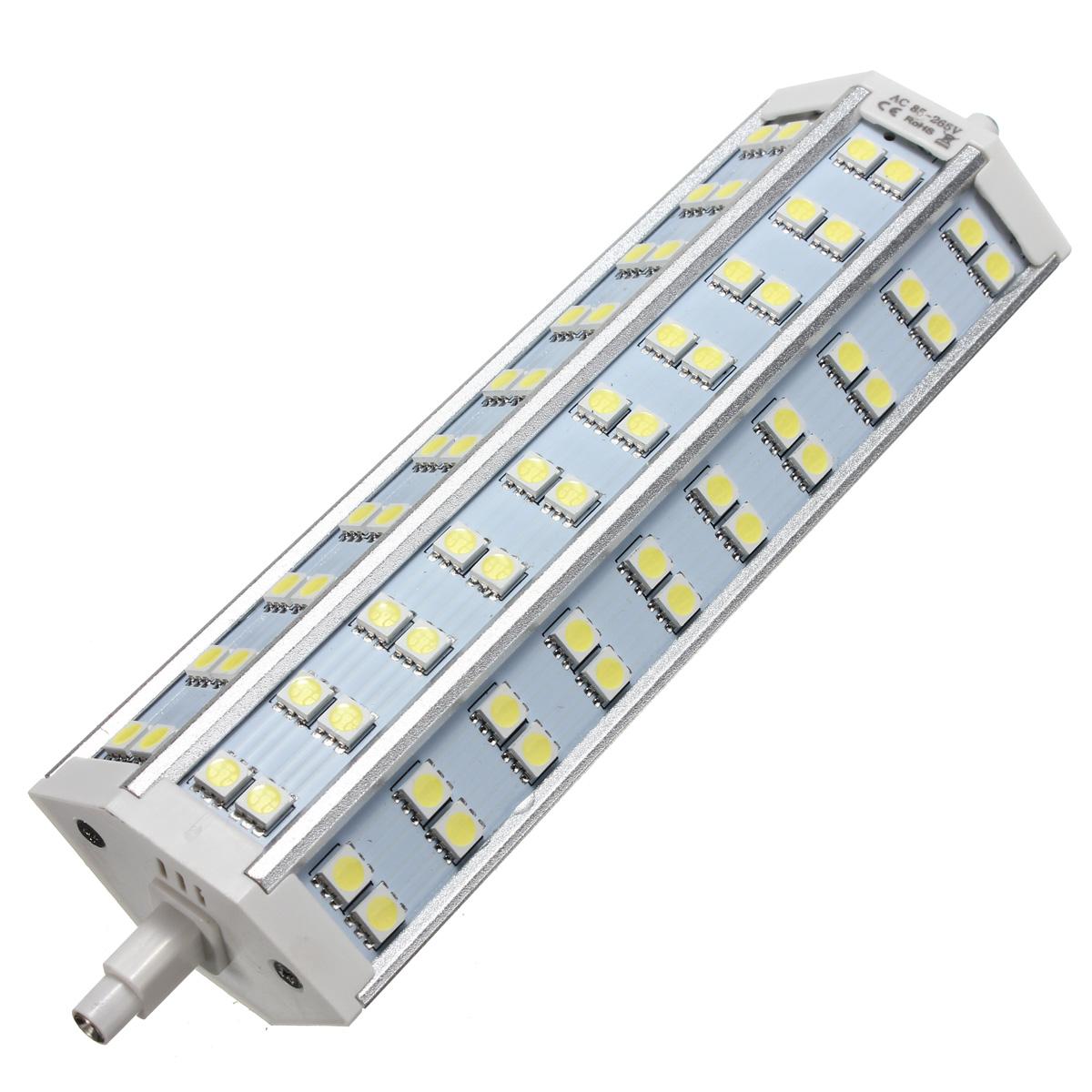 R7S 20W 60 SMD 5050 1800LM LED Bulb Flood Light Halogen ...