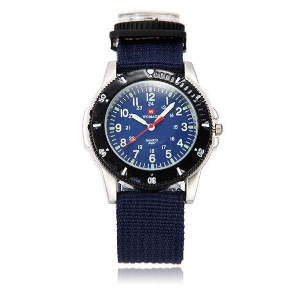 WoMaGe 567 круглый аналоговый циферблат qartz наручные часы спорта с компасом