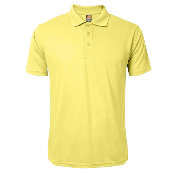 Summer Solid Color Short Sleeve Turndowvn Collar Polo T-shirt Men