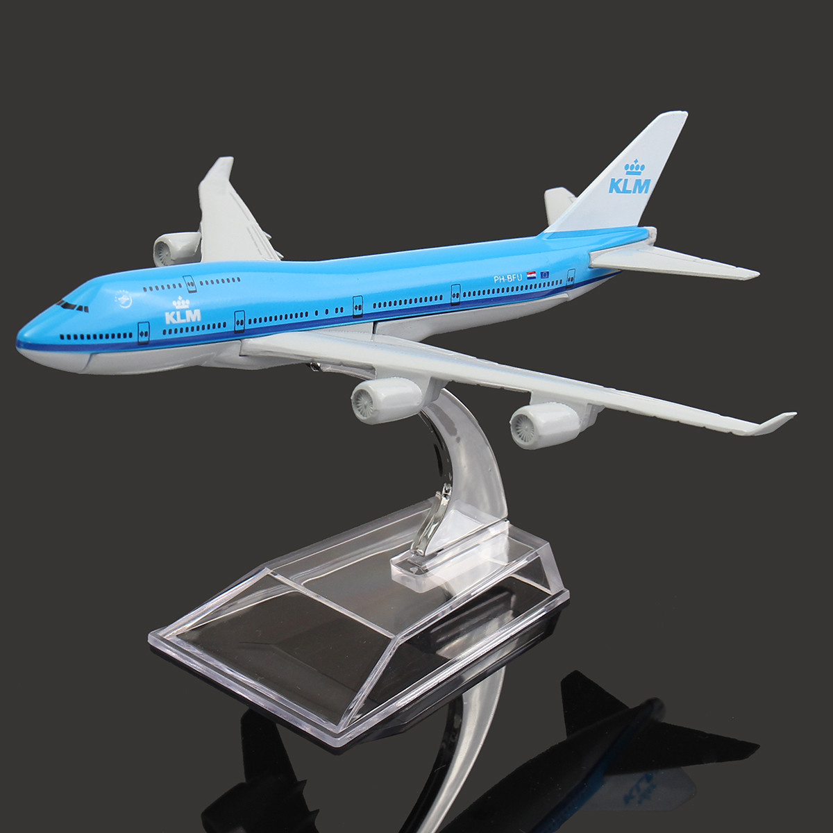 Toy Models Product : New cm airplane metal plane model aircraft b klm