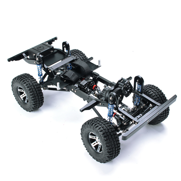 AUSTAR D90 RC Crawler Car Frame D9001 Without Electronic Components - Photo: 2