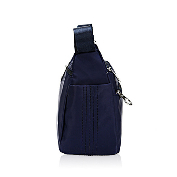 Multilayer Zipper Pockets Bag
