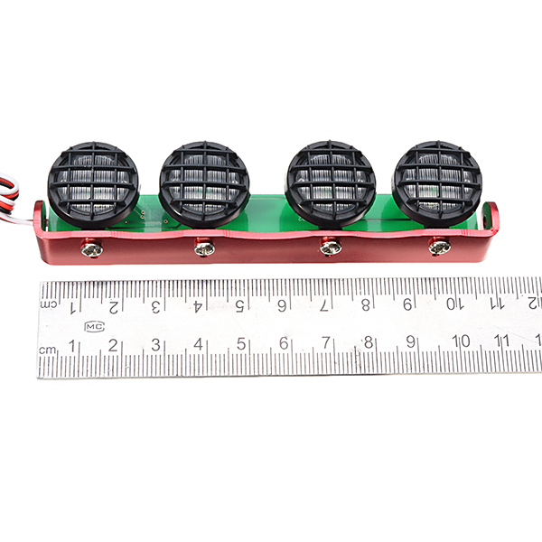 VRX RH 1043&1045 RC Racing Brushless Desert Truggy Car Headlights Alum Frame H0097 - Photo: 2