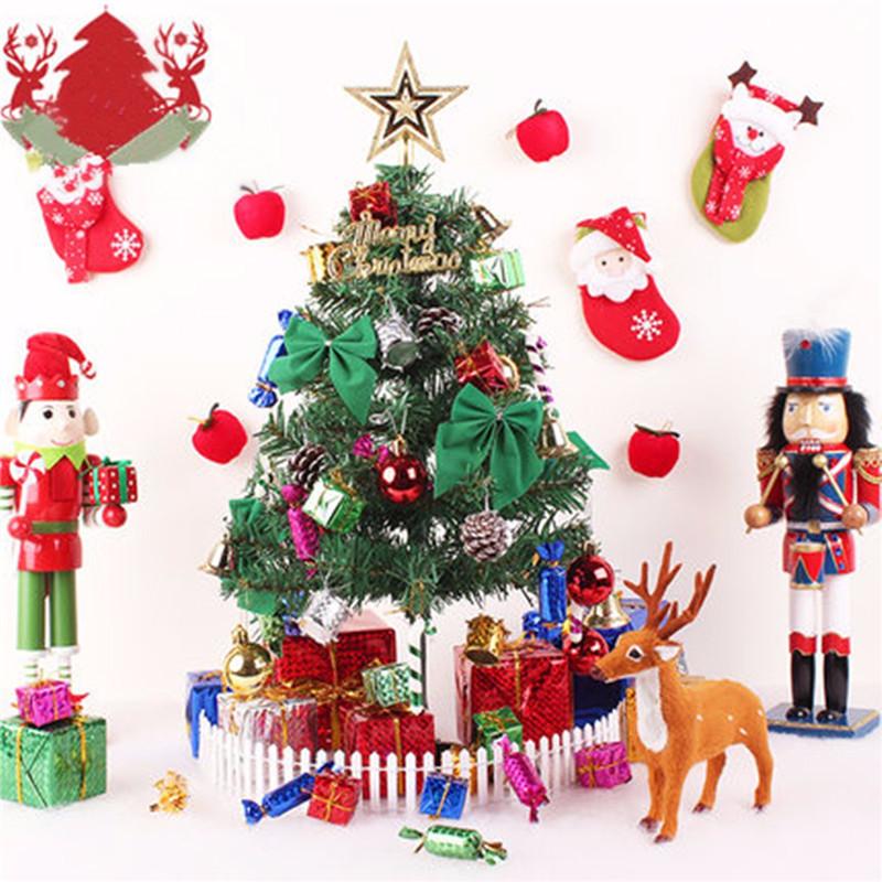 Natale decorazione soffitto : 23pcs decorazione dellalbero di Natale appeso presenti santa mele ...